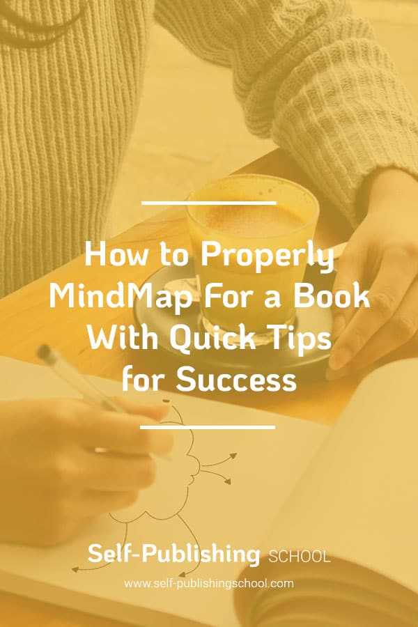 mindmapping a book